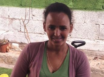 Zebib Sultan founded the Eritrean Community Women's Centre in Tel Aviv DR