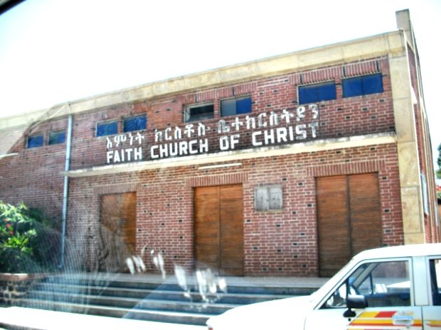 Faith Church of Christ Asmara