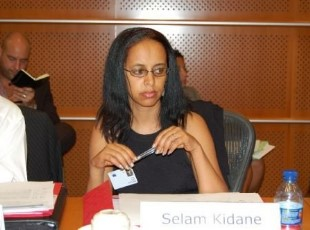 Selam Kidane (London) – Democracy and human rights advocate