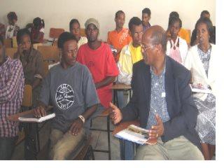 The America Team Provides Scholarships for Eritrean ...